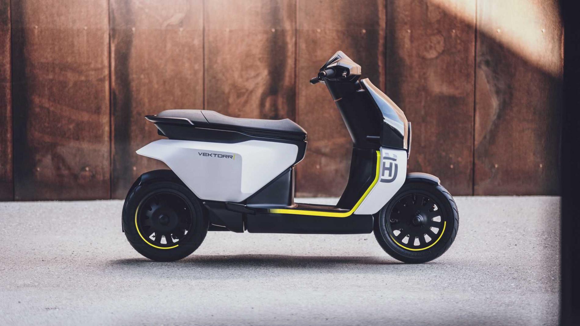 """Mẫu xe máy điện mới thiết kế """"sắc lẹm"""", sạc đầy pin đi 95 km, chặt đẹp mọi mẫu mã - Ảnh 1."""