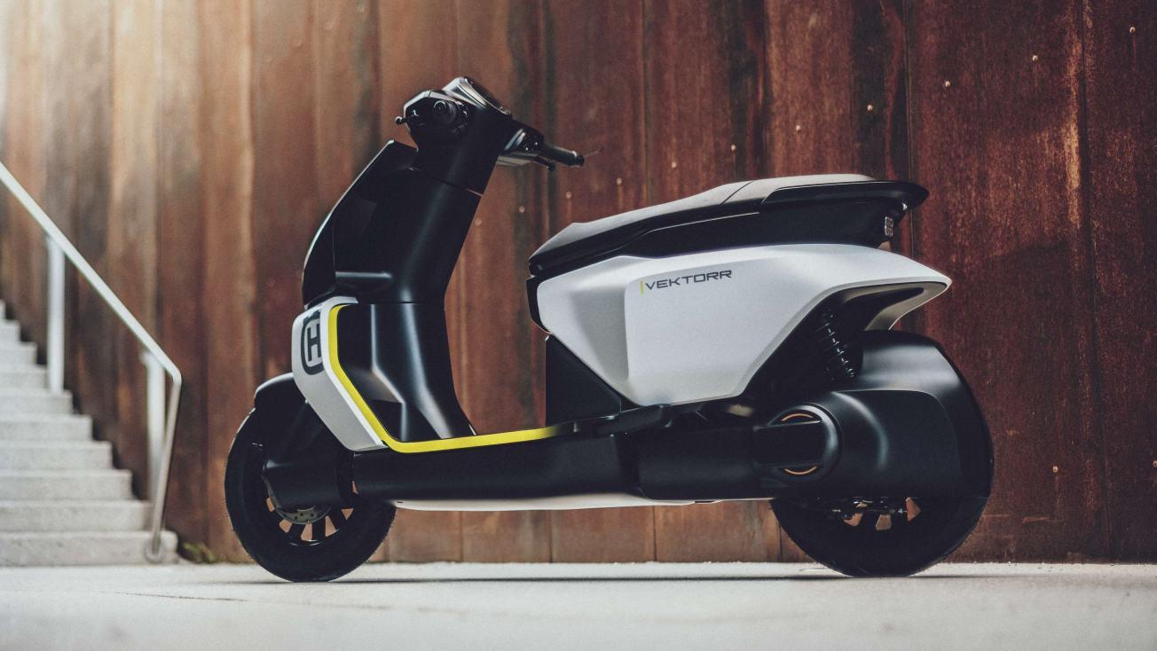 """Mẫu xe máy điện mới thiết kế """"sắc lẹm"""", sạc đầy pin đi 95 km, chặt đẹp mọi mẫu mã - Ảnh 5."""