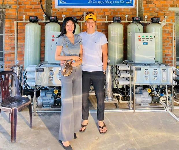 Sự thật tin đồn Thủy Tiên bị tố ăn chặn 450 triệu tiền mỗi máy lọc nước Ảnh 4