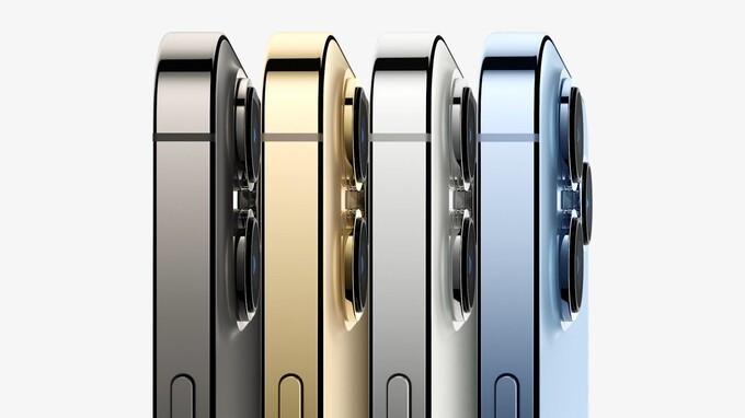 iPhone 13 chính thức lộ diện, cấu hình quái vật, giá từ 15,9 triệu đồng - Ảnh 5.