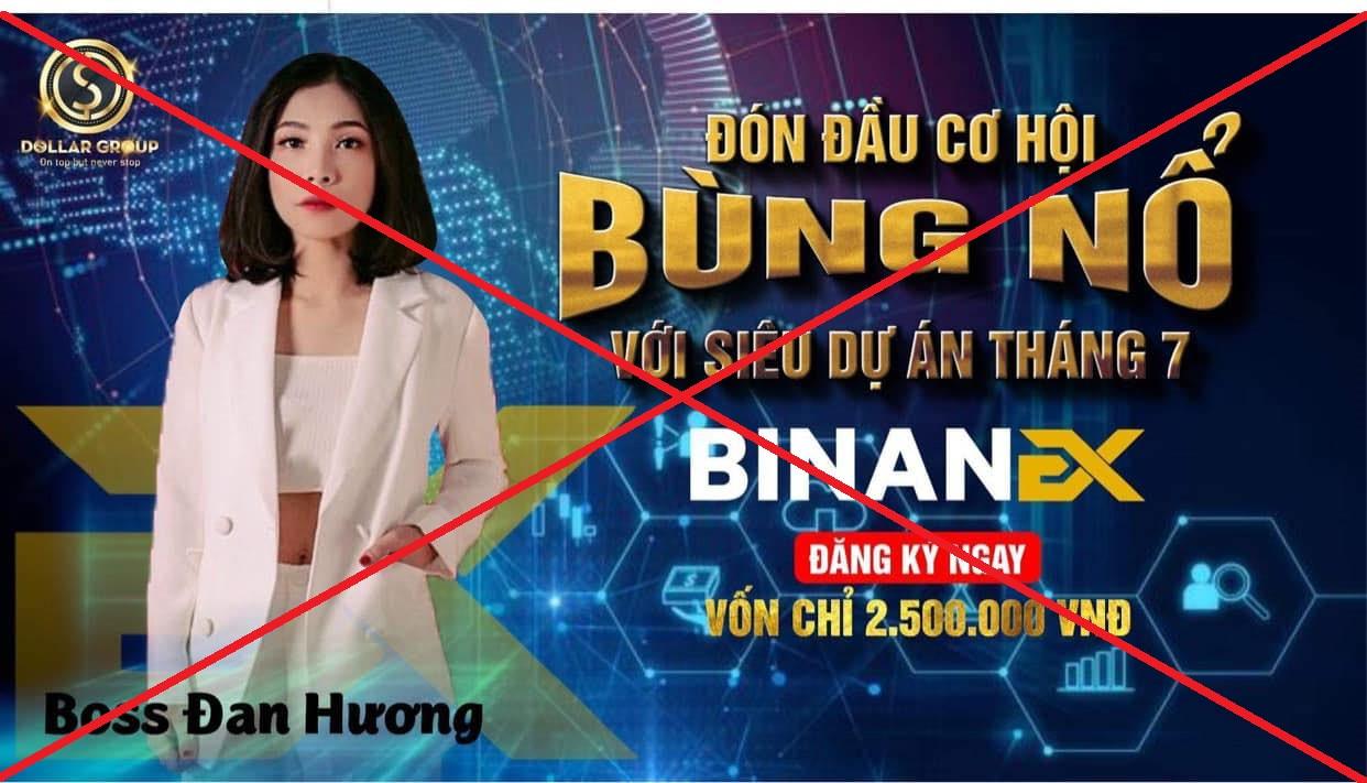 Hệ thống siêu lừa đảo BINANEX, POCINEX hoạt động như thế nào? - Ảnh 1.