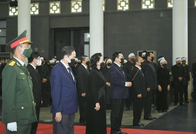 Tổ chức trọng thể Lễ viếng, truy điệu Đại tướng Phùng Quang Thanh - Ảnh 5.