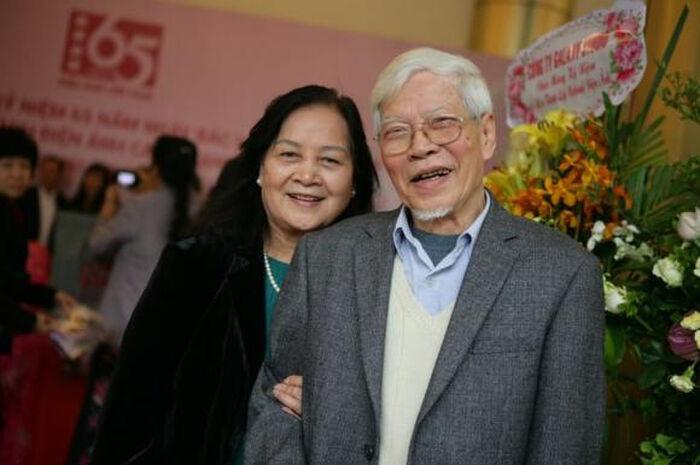 Xót thương NSND Ngô Mạnh Lân - 'cây đại thụ của hoạt hình Việt Nam' qua đời Ảnh 5