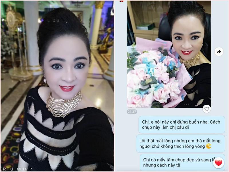 Xôn xao tin nhắn của cậu IT Nhâm Hoàng Khang với nữ CEO Đại Nam hồi còn thân nhau: Em nói này chị đừng buồn nha... - Ảnh 2.