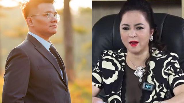 Xôn xao tin nhắn của cậu IT Nhâm Hoàng Khang với nữ CEO Đại Nam hồi còn thân nhau: Em nói này chị đừng buồn nha... - Ảnh 1.