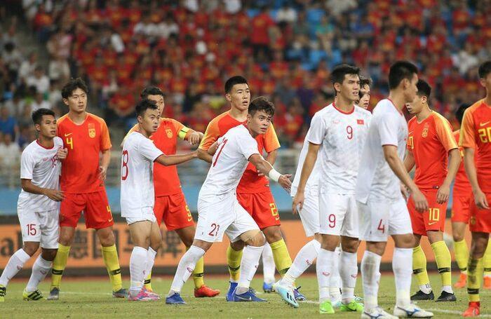 Hé lộ giờ thi đấu trận tuyển Việt Nam đấu Trung Quốc ở vòng loại World Cup 2022 Ảnh 1