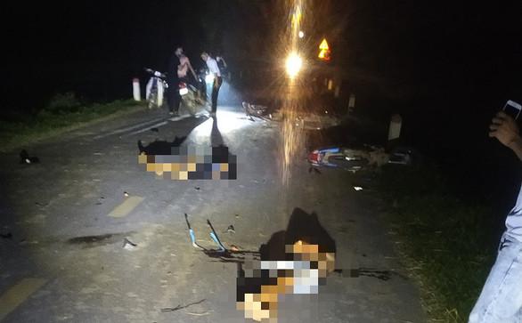 Danh tính 5 thanh niên tử vong trong vụ tai nạn thảm khốc đêm Trung Thu ở Phú Thọ