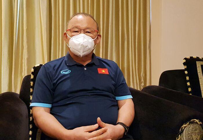 HLV Park Hang Seo chỉ ra điều đáng lo của tuyển Việt Nam Ảnh 1