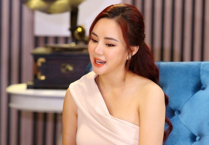 Vy Oanh lên tiếng việc tố giác CEO Đại Nam, khẳng định sẽ đi tới cùng Ảnh 1
