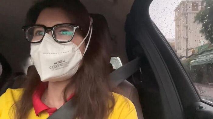 Trang Trần 'cưỡi xế hộp', tìm đến tận nhà của CEO Đại Nam