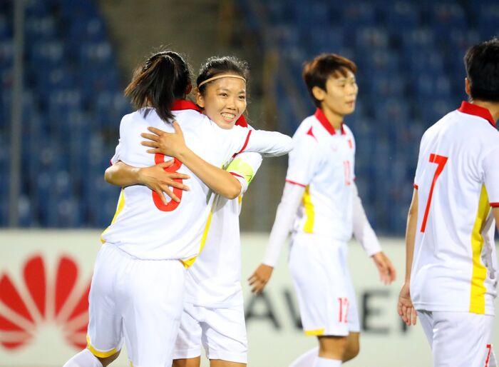 Dội cơn mưa bàn thắng, tuyển nữ Việt Nam vùi dập Maldives 16-0 Ảnh 2