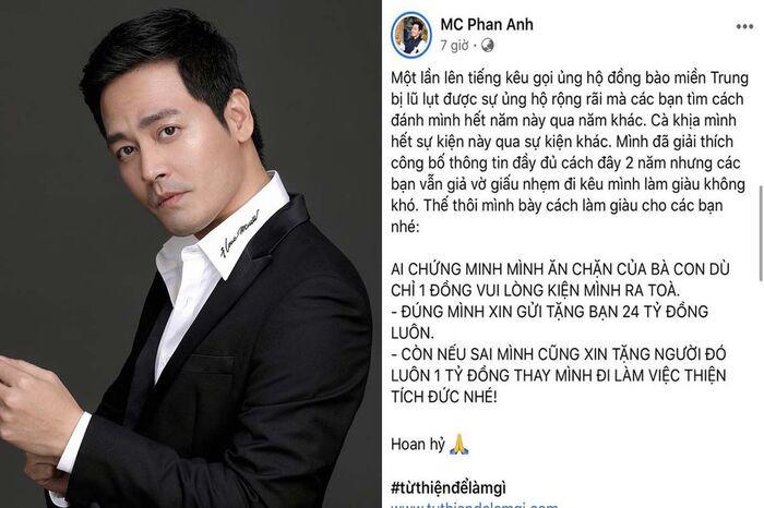 Phan Anh lần đầu thừa nhận 'tham, sân, si' khi làm từ thiện, tiết lộ từng ghét ai ý kiến về mình Ảnh 5