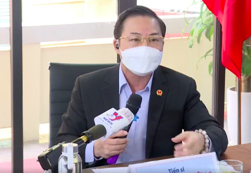 Tiến sĩ Lưu Bình Nhưỡng: Ông Đoàn Ngọc Hải làm rất tốt cho nhiều bà con dân tộc thiểu số, rất là vĩ đại - Ảnh 2.