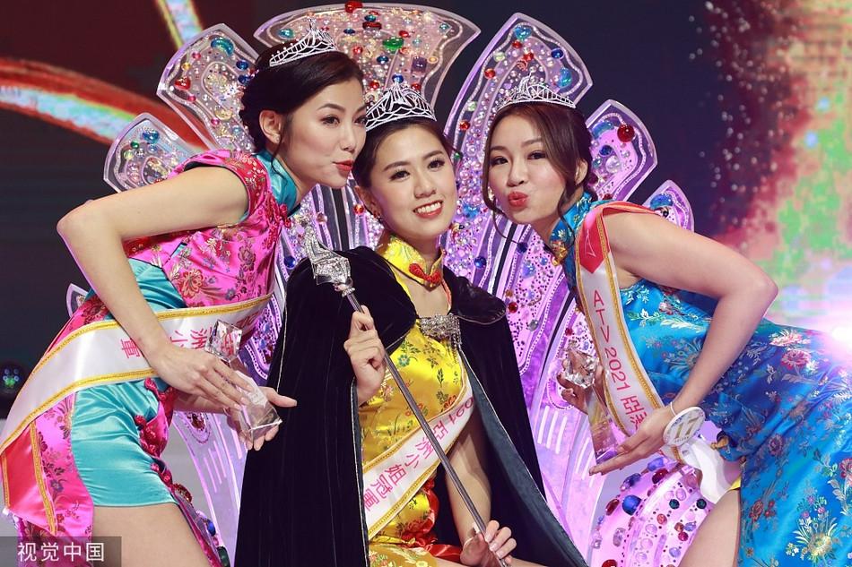 Tân Hoa hậu châu Á 2021 gây tranh cãi khi vừa đăng quang, thí sinh bụng mỡ bèo nhèo bất ngờ giành spotlight đêm Chung kết - Ảnh 3.