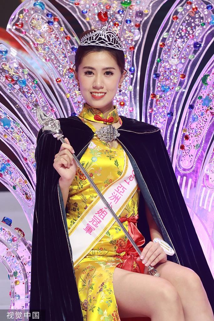 Tân Hoa hậu châu Á 2021 gây tranh cãi khi vừa đăng quang, thí sinh bụng mỡ bèo nhèo bất ngờ giành spotlight đêm Chung kết - Ảnh 2.