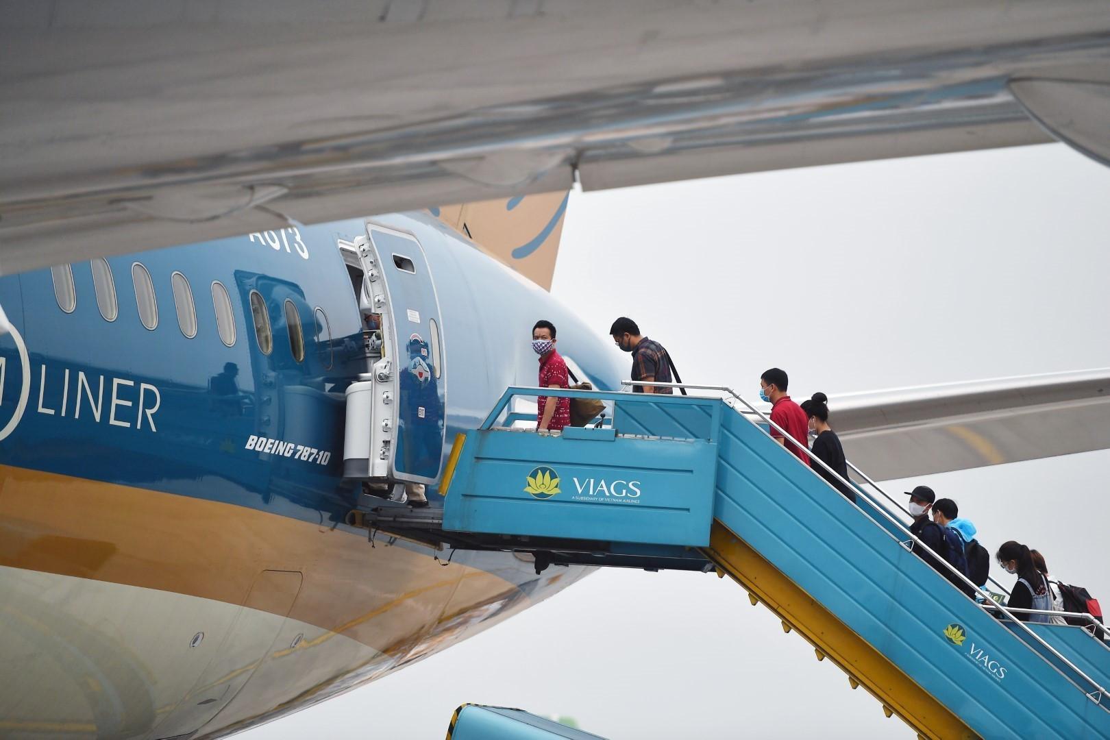 Thêm 2 đường bay nội địa được khai thác trở lại - Ảnh 1.
