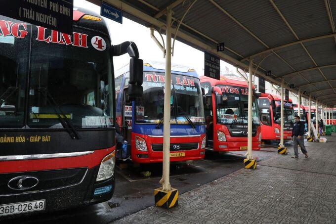 Đã có 15 địa phương đồng ý mở lại vận tải khách liên tỉnh - Ảnh 1.