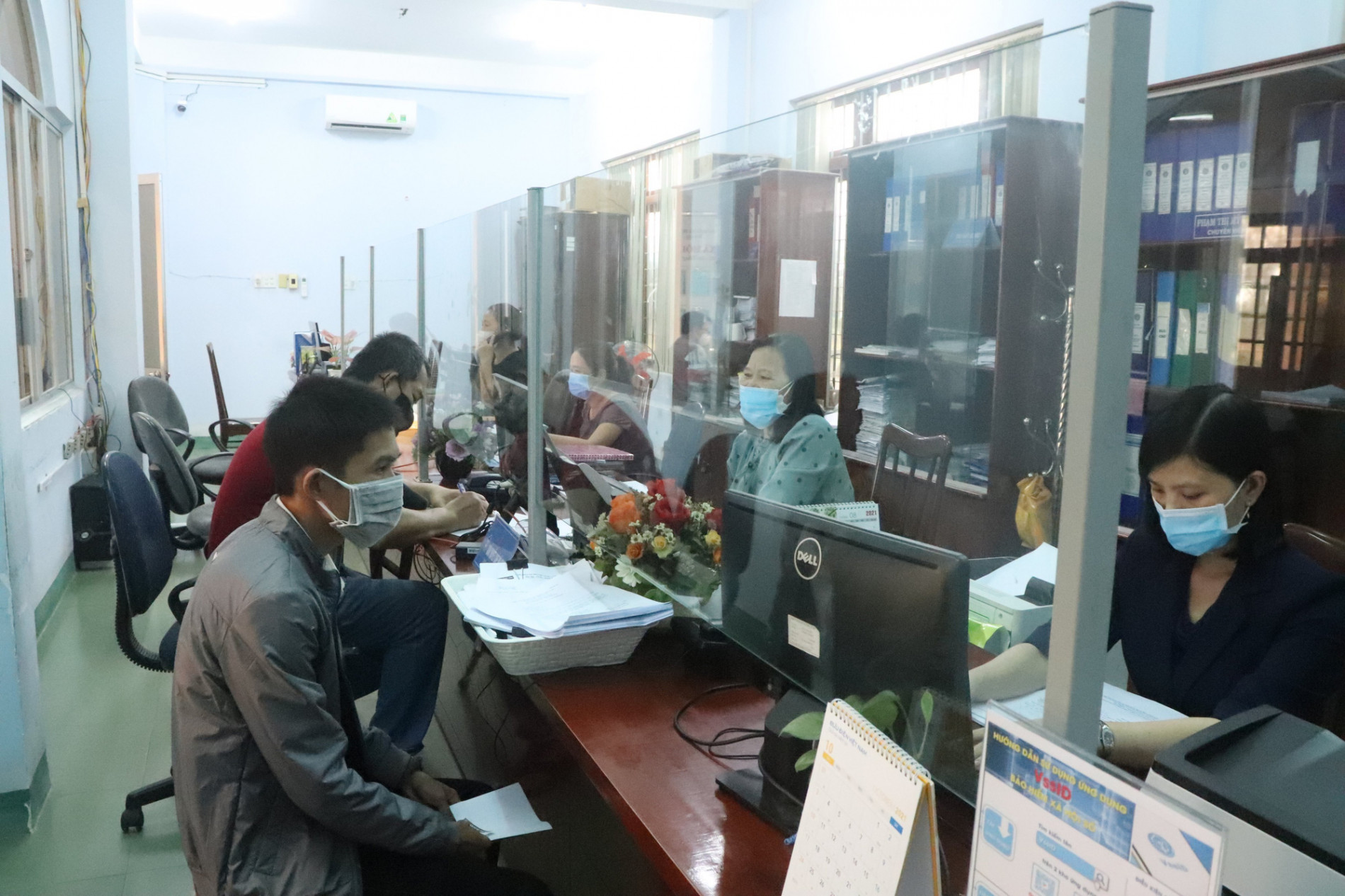 BHXH Việt Nam: Hướng dẫn cụ thể xác định đối tượng hỗ trợ từ Quỹ BHTN - Ảnh 1.