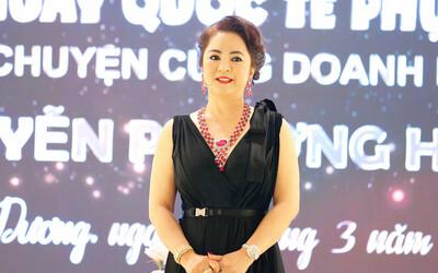 Bà Nguyễn Phương Hằng bị phạt 7,5 triệu đồng vì phát ngôn sai sự thật