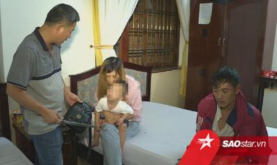 Vây bắt đôi nam nữ sử dụng ma túy trong nhà nghỉ, một chiến sĩ công an bị thương