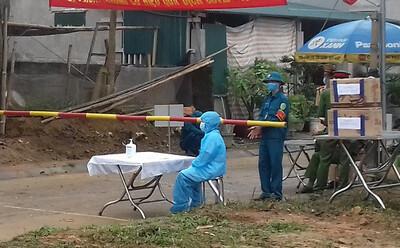 NÓNG: Một nhân viên khách sạn ở Yên Bái dương tính với SARS-CoV-2