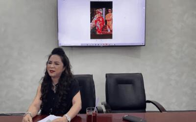 Vợ đại gia Dũng lò vôi bất ngờ khẳng định nghệ sĩ Hoài Linh 'là một cặp' với ông Võ Hoàng Yên