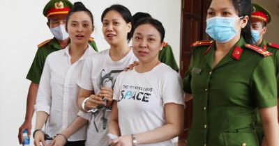 VKS đề nghị tòa bác kháng cáo của Văn Kính Dương và người tình, nữ bị cáo Lê Hương Giang xin giảm án