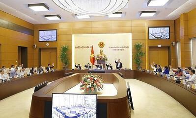 Điều chỉnh địa giới tỉnh Thanh Hóa, Đồng Nai, Tuyên Quang, Hà Nội