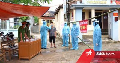 Hà Nam ghi nhận 3 ca nghi nhiễm Covid-19 là chủ tịch xã, nhân viên y tế và học sinh