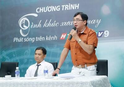 Ca sĩ, nhạc sĩ Đình Văn: 'Tôi chọn dòng nhạc mà mình đã thể hiện…'