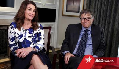 Bill Gates bất ngờ tuyên bố ly hôn vợ sau 27 năm chung sống
