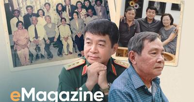 Anh Hai Thượng tướng Võ Văn Tuấn: Tôi và ba tôi, em tôi có thể phải gặp nhau ở hai đầu họng súng