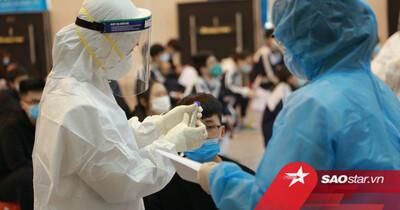 Ngày 5/5, ghi nhận 26 ca nhiễm Covid-19 trên 10 tỉnh thành, trong đó 18 ca mắc ngoài cộng đồng