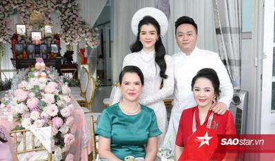 Lộ danh tính 'nàng dâu hào môn' của bà Nguyễn Phương Hằng, trang cá nhân biến mất sau lễ ăn hỏi