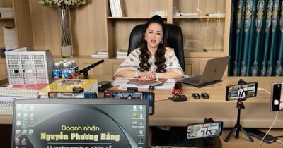 Thừa nhận 'ngủ ít, ốm đi', bà Phương Hằng nói lý do vì sao hay livestream và nhắc tên các nghệ sĩ