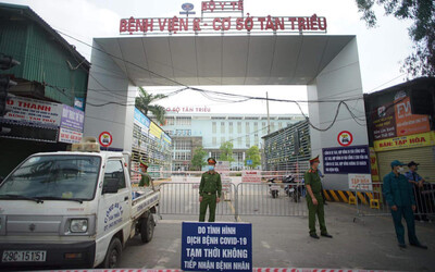 Lịch trình của BN ung thư dương tính Covid-19: Quê Nam Định, đi nhiều xe khách, ghé nhiều bệnh viện