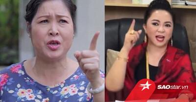 Xôn xao cuộc trò chuyện của NSND Hồng Vân 'mỉa mai' bà Phương Hằng: 'Coi mà ngứa mắt'