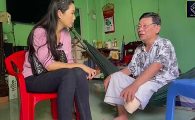 Xót xa tình cảnh nghệ sĩ Linh Phước: Phải cắt chân 2 lần vì căn bệnh quái ác, hiện không thể đi diễn