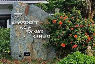 Tạm dừng hoạt động xây dựng trái phép tại Resort New Đồng Châu