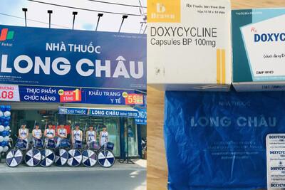 Nhà thuốc FPT Long Châu – Hà Nội: 'Hồn nhiên' bán thuốc kê đơn không cần đơn thuốc