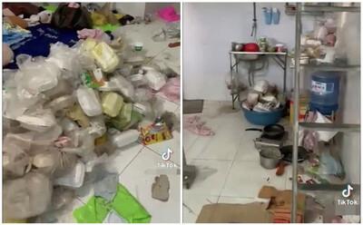 Chủ trọ phát hoảng khi kiểm tra phòng của cô gái xinh đẹp: Rác chất đống, đồ nhạy cảm cũng không vứt