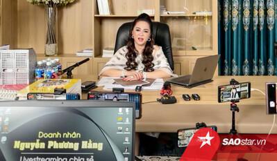 Bà Phương Hằng bị ăn cắp video, hút trăm ngàn lượt xem trong vài giờ