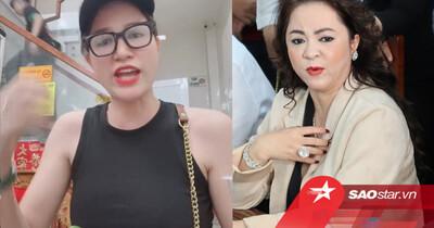 Drama cực căng: Trang Trần mỉa mai bà Phương Hằng, đòi xem giấy chứng thực 600 tỷ làm từ thiện