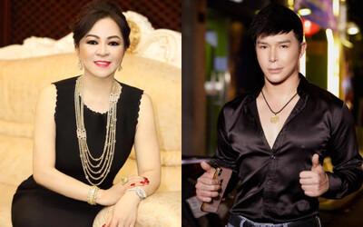 Tranh cãi nảy lửa: Nathan Lee bênh vực đại gia Phương Hằng bất ngờ thừa nhận bị cô lập giữa showbiz