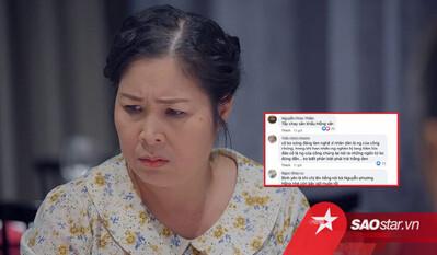 NS Hồng Vân bị công kích, tẩy chay sau vụ mỉa mai bà Phương Hằng: 'Bỏ chữ NSND ra rồi nói chuyện'