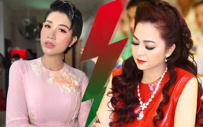 Trang Trần lại thổi bùng cuộc chiến với bà Phương Hằng: 'Nghe đến show chị là né nhanh khỏi bốc mùi'