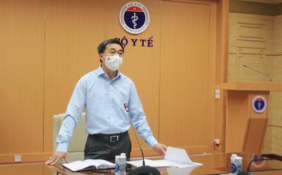 Thứ trưởng Bộ Y tế: Việt Nam có thể thực hiện xét nghiệm tới 100.000 mẫu đơn/ngày