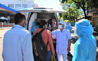 16 nhân viên mắc Covid-19 của công ty Trường Minh (KCN An Đồn) có lịch trình đi lại rất nhiều nơi