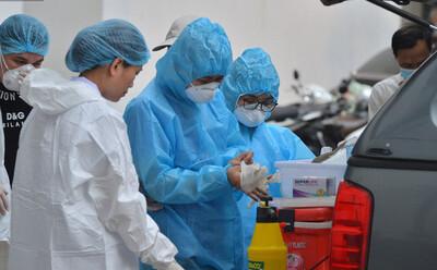 Vụ giám đốc mắc Covid-19 không khai báo y tế: Test nhanh dương tính, 2 người mới nói từng đi Đà Nẵng