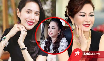 'Cạch mặt' cả showbiz Việt nhưng vì sao bà Phương Hằng lại lên tiếng bênh vực một mình Thủy Tiên?